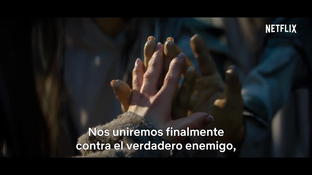 Cristal Oscuro: La era de la resistencia (subtítulos) | Tráiler  Trailer