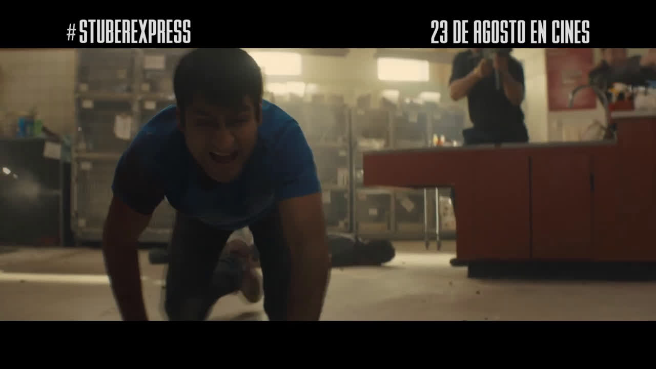 20th Century FOX STUBER EXPRESS | 23 de agosto en cines anuncio