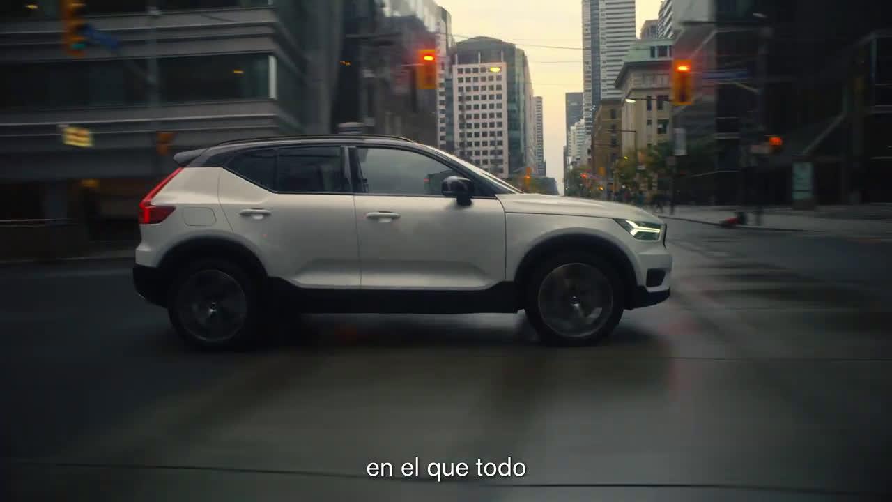 #VolvoXC40, el coche perfecto para la vida urbana Trailer