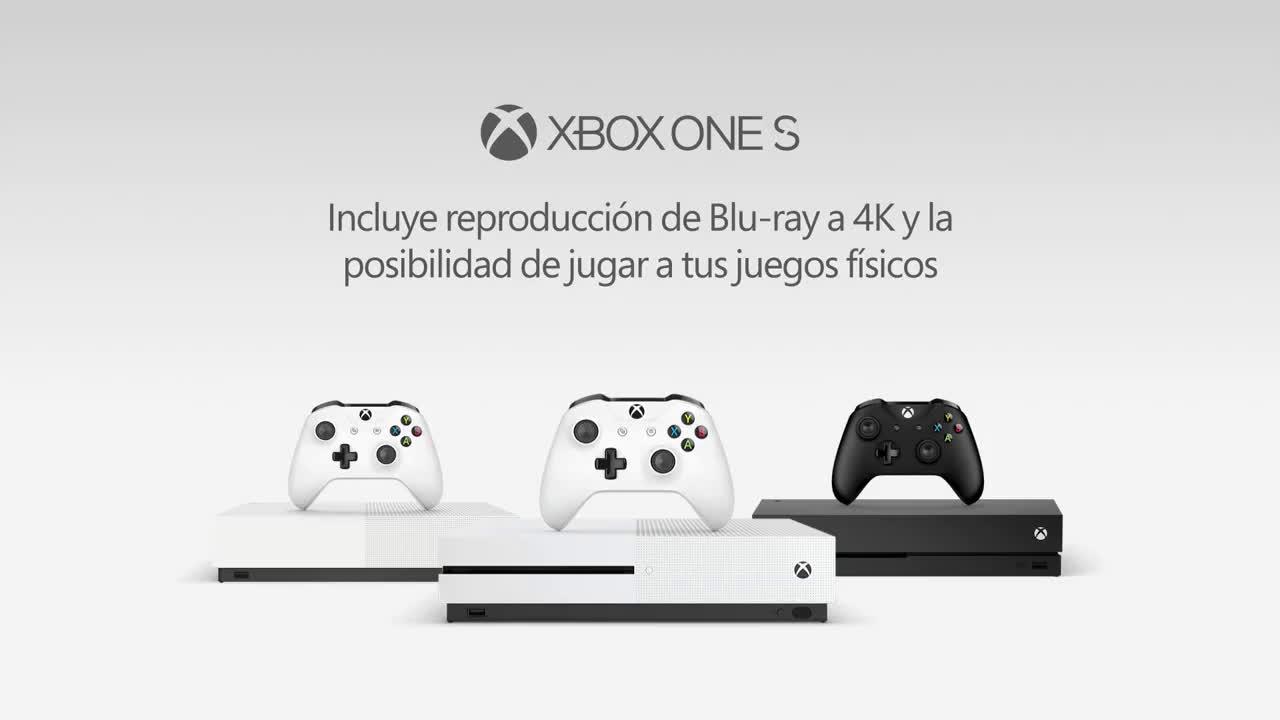 Xbox Hay una Xbox One para todos anuncio