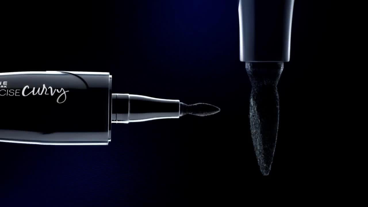 Maybelline Eyeliner para un Rabillo del Ojo Perfecto con Clara Lago anuncio