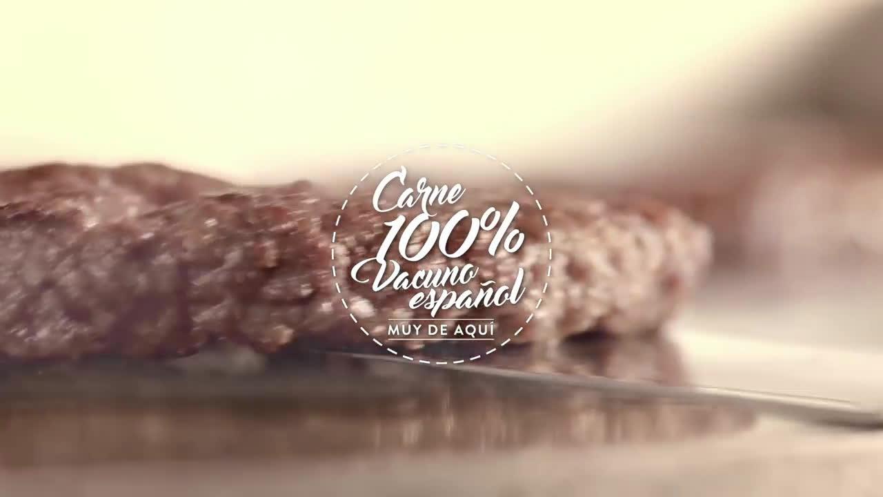 McDonald Vive el verano más Extreme anuncio