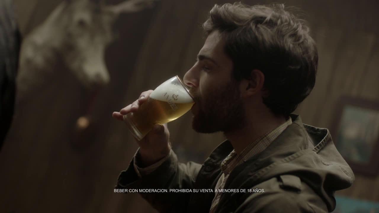 Cerveza Andes Próximamente... #AndesBar45 anuncio