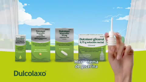 Farmacia Escofet Dulcolaxo anuncio