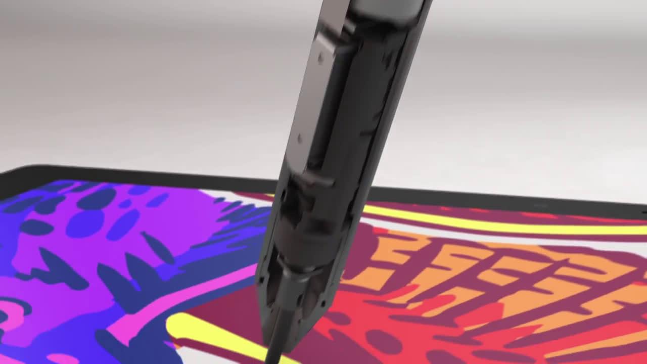 Microsoft Surface Nuevo Lápiz anuncio