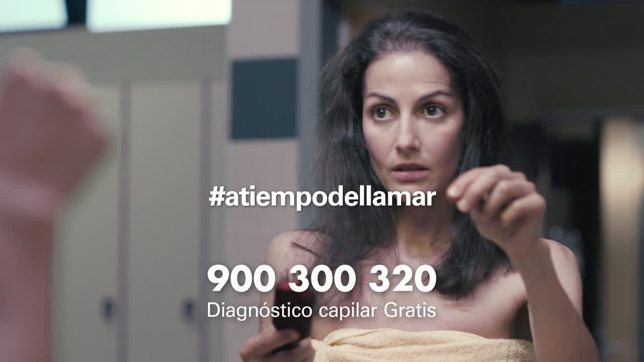 Svenson para mujeres: estás #atiempodellamar anuncio