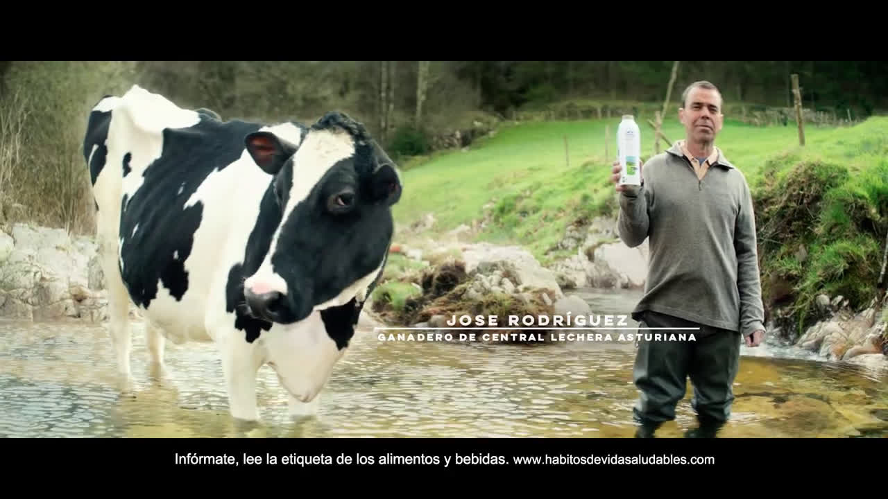 Central Lechera Asturiana Suprema Central Lechera Asturiana anuncio