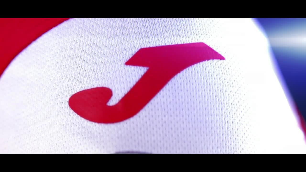 Joma equipación para el Granada CF 2016-2017 anuncio