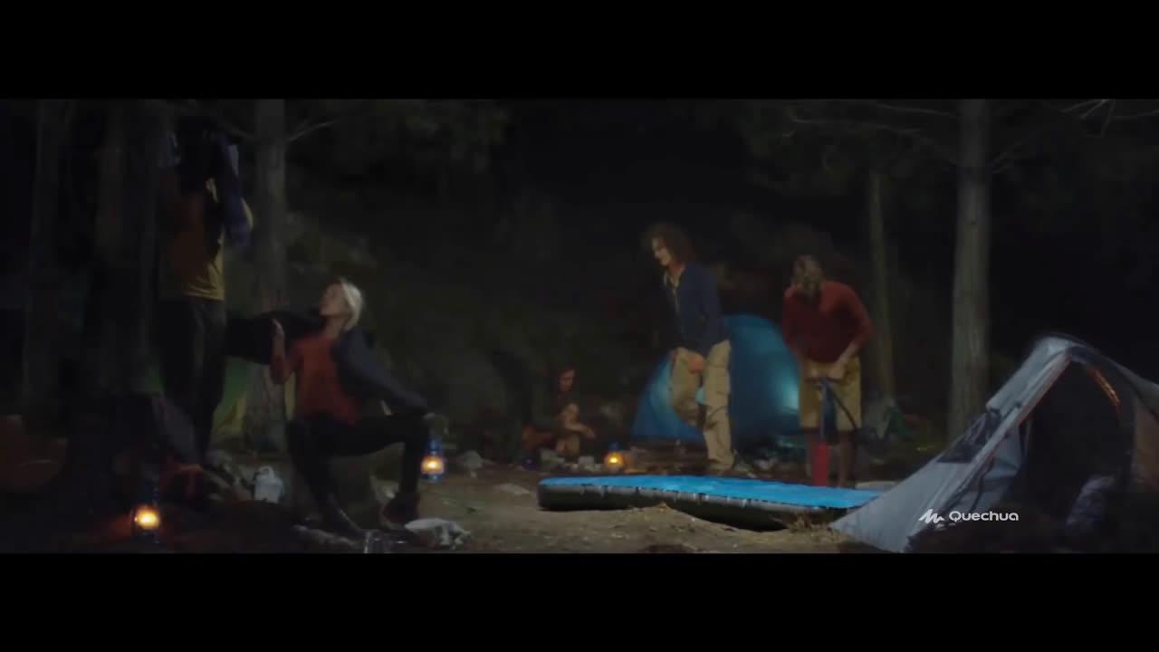 Colchón AIRSECONDS - Quechua Trailer