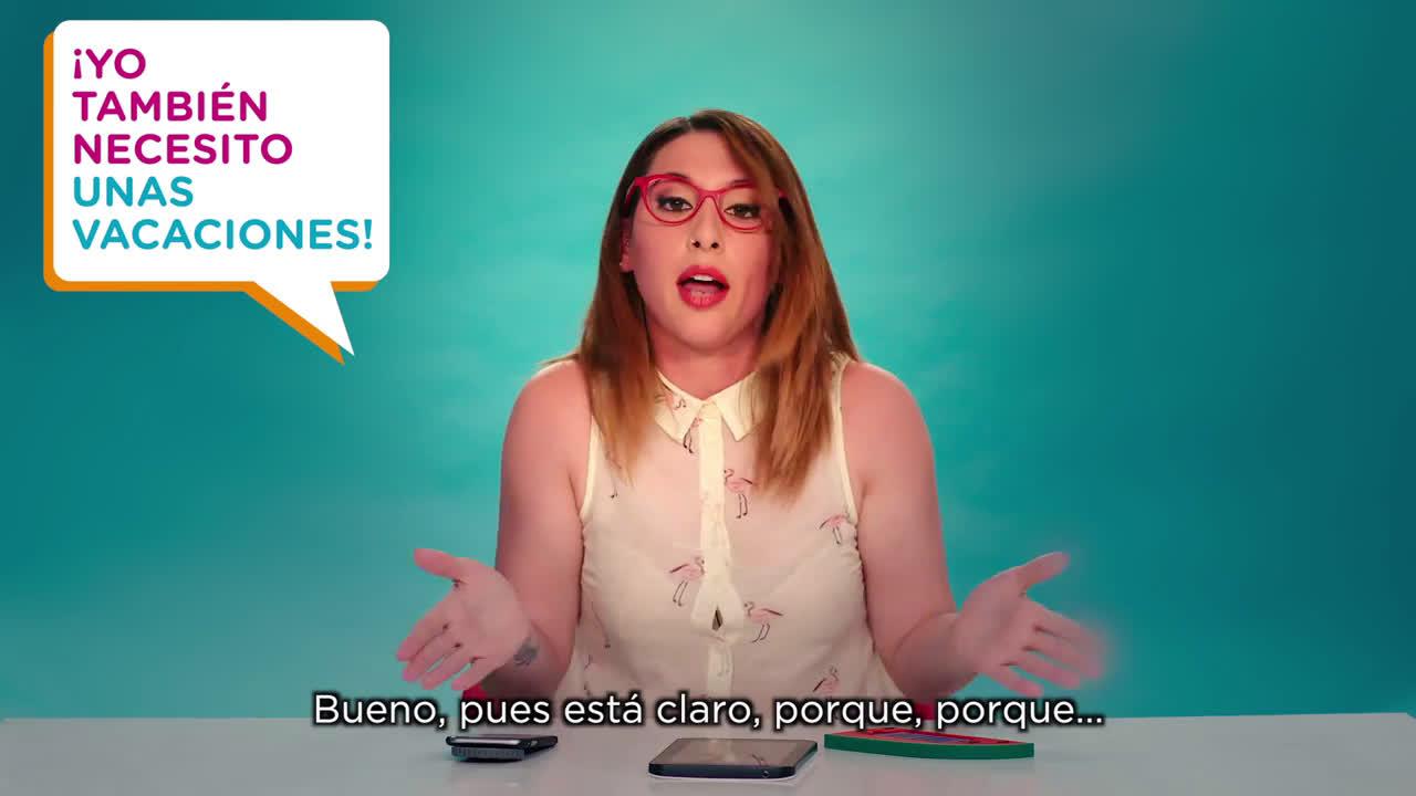 Nescafe Dolce Gusto - Drama de una blogger en vacaciones anuncio