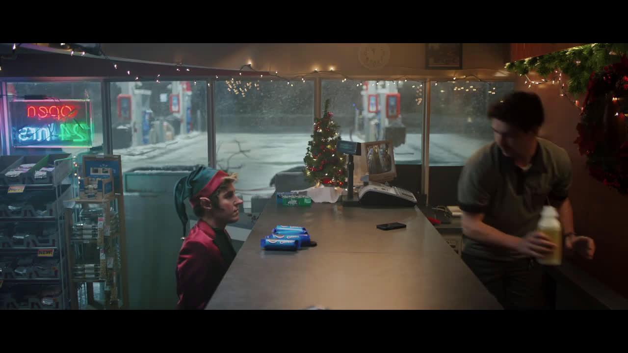 "Oreo Cookie ""First Christmas"" :60 anuncio"