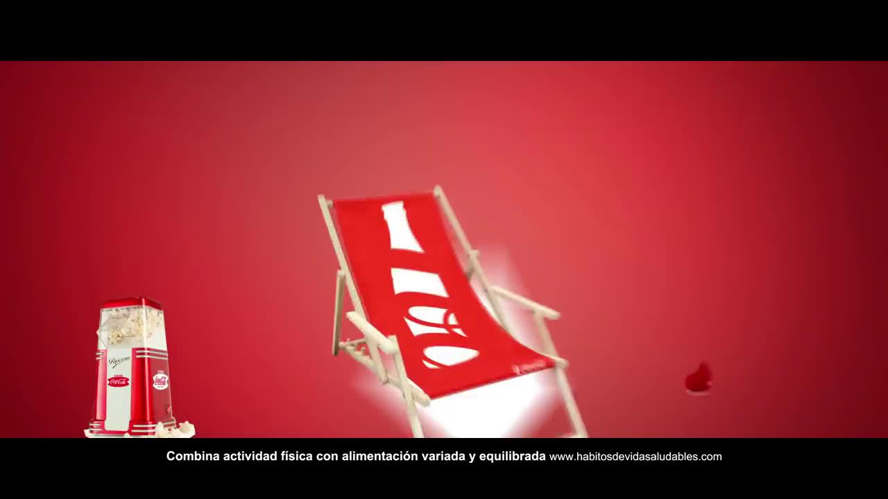 Coca Cola UEFA EURO 2016™ – Promoción Vibra la afición  anuncio