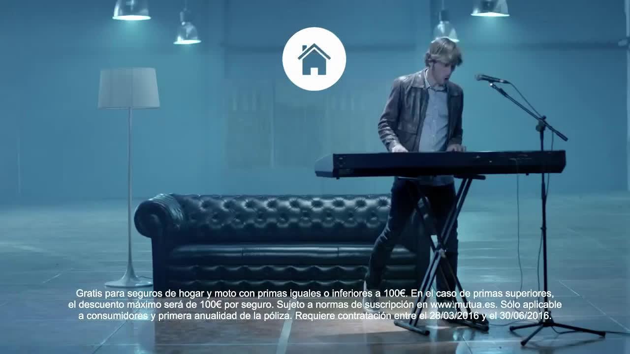 Mutua Madrileña Nuevo 3x1 anuncio