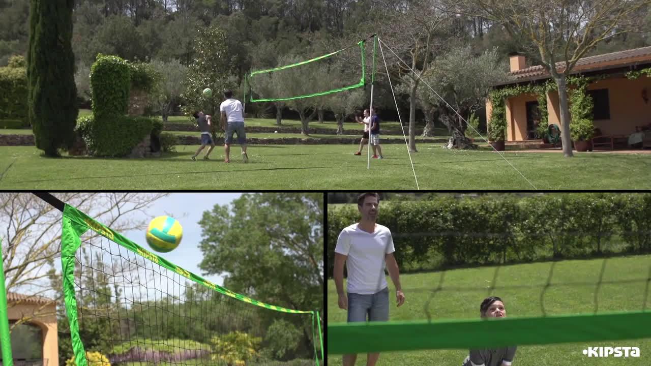 Crea tu terreno de juego - Volley Kipsta Trailer