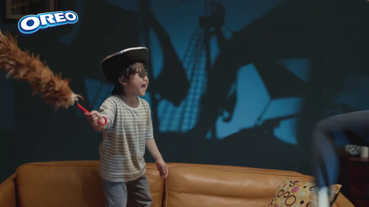 Oreo PIRATES 6sec – ver 1 anuncio