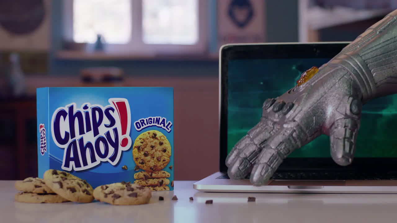 Chips Ahoy! League of Legends  anuncio