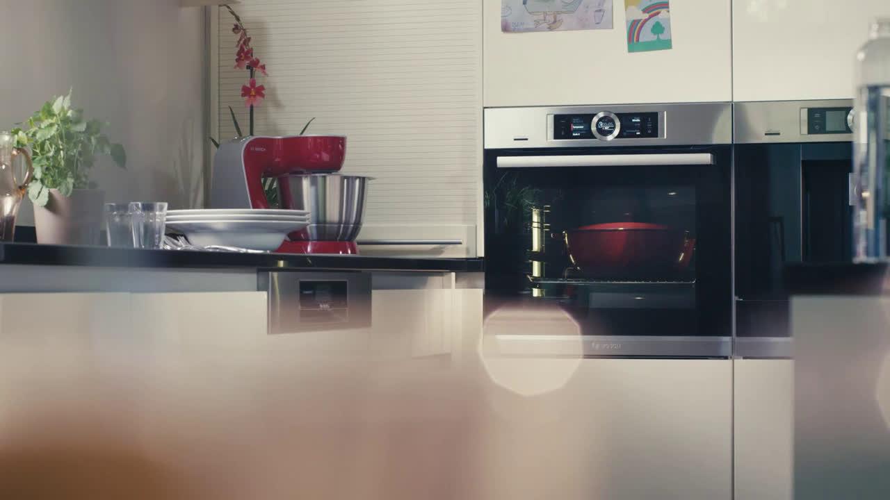 Bosch Hornos conectados anuncio