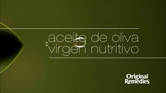 Garmin Luce un Pelo Hidratado con la Gama Oliva MÍtica de Original Remedies anuncio