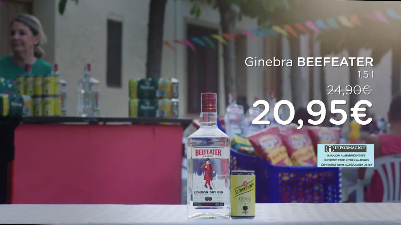 Carrefour Noches memorables - Vamos de fiesta anuncio