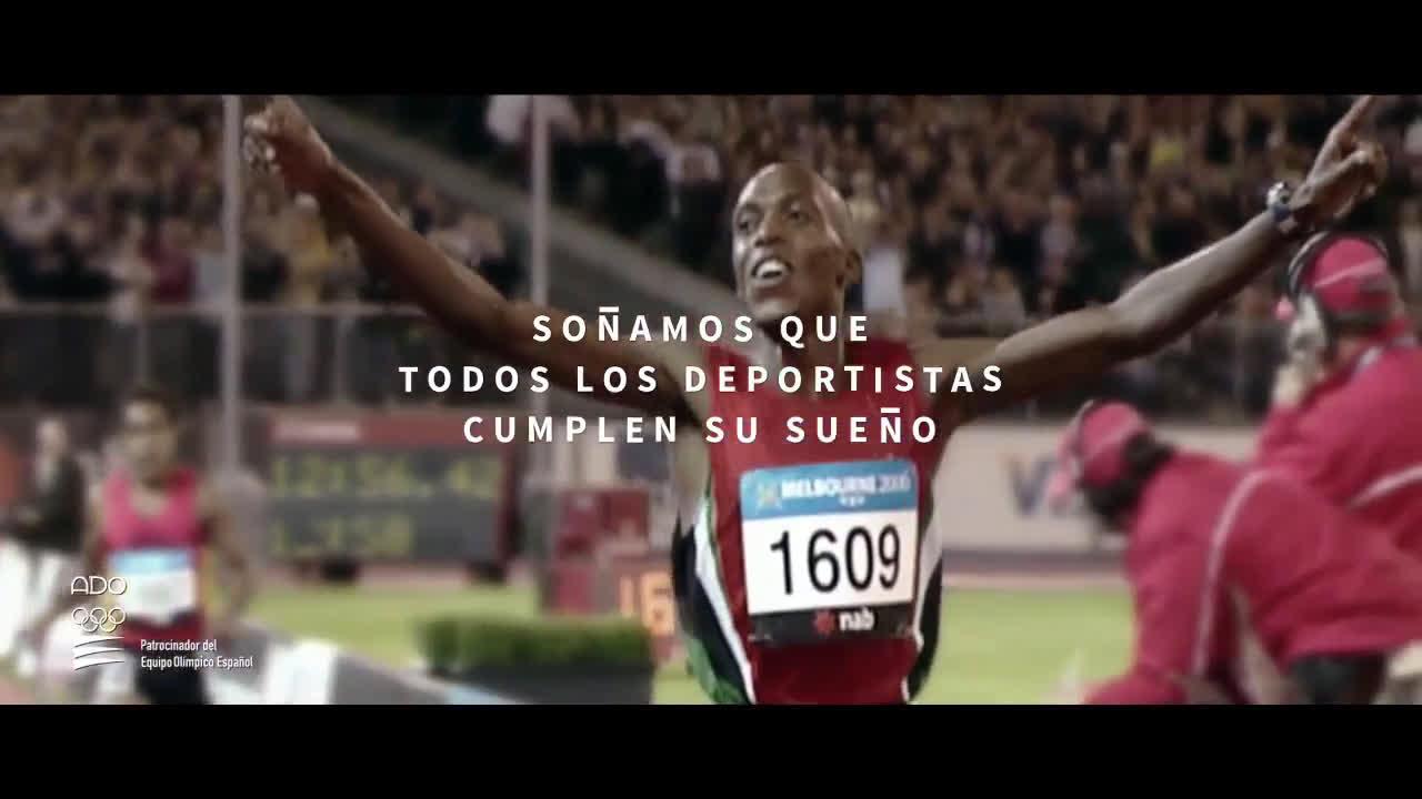 con el Deporte Olímpico Trailer