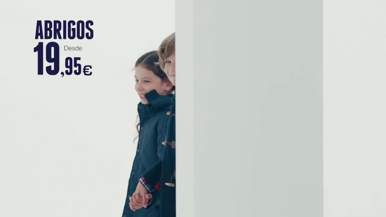 El Corte Inglés Vuelta Al Cole - abrigos  anuncio