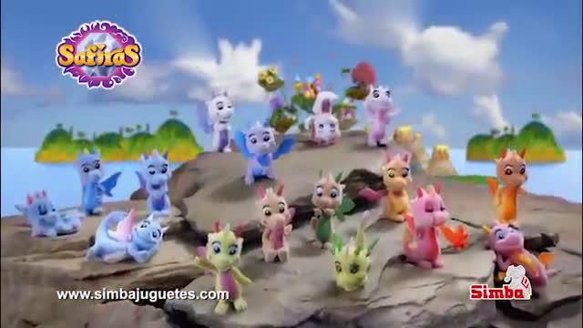 Dragones Safiras Trailer