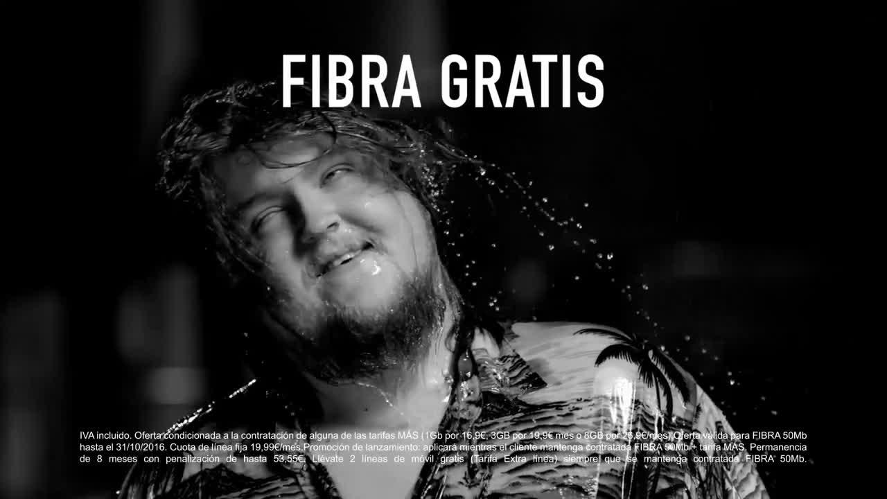 MÁSMÓVIL ADSL/FIBRA GRATIS anuncio