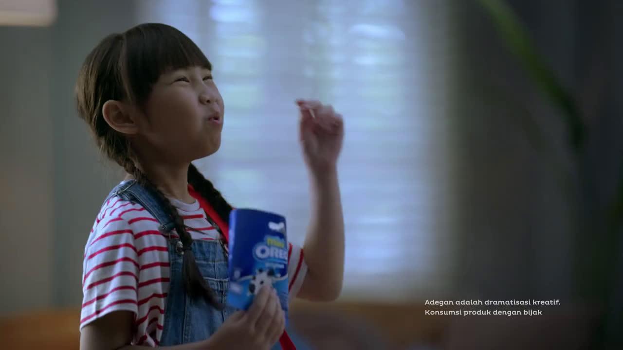 Oreo Cookie Baru! Mini Oreo Mocha anuncio