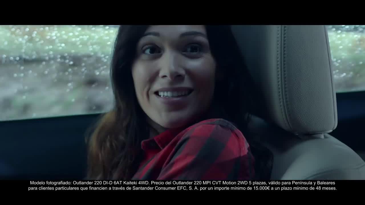 Outlander - vuelve a hablar de tu coche Trailer