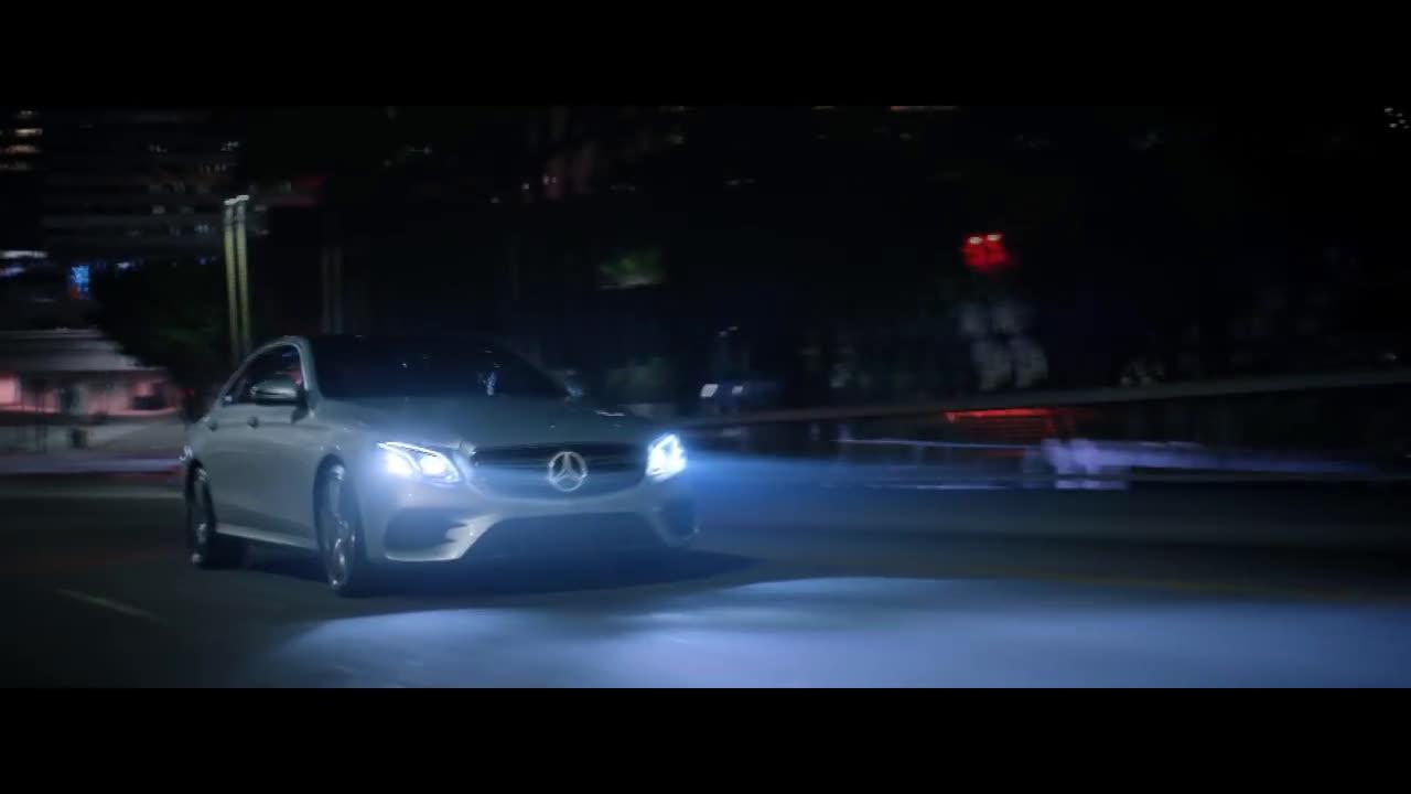 Nuevo Clase E Trailer