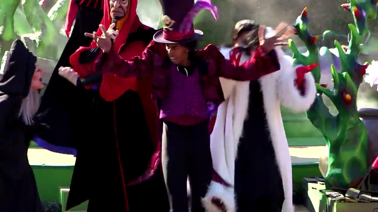 El Festival Halloween de Disney Trailer