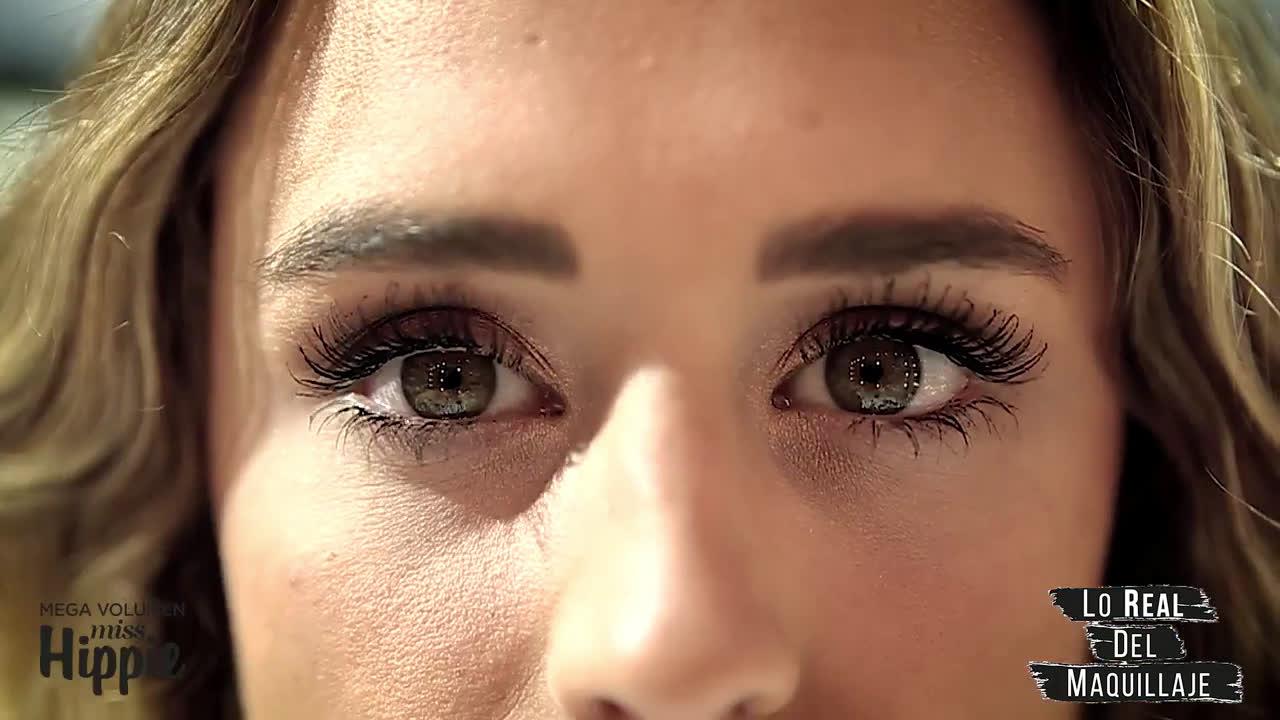 L`oreal Maquillaje Hippie con Marina Romero - LoRealDelMaquillaje #4  anuncio