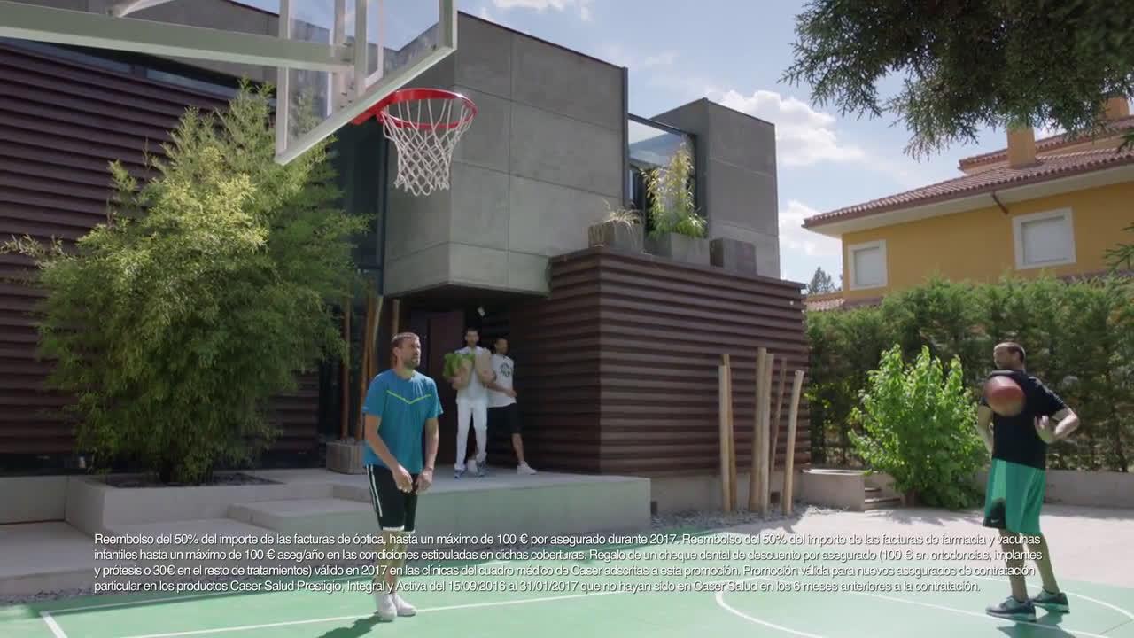 Video caser seguros promoci n salud oto o 2016 anuncio - Caser seguros atencion al cliente ...