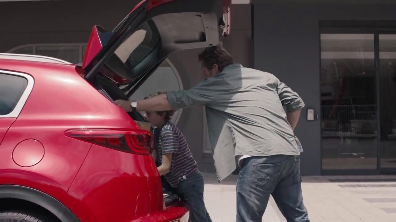 Sportage - Momentos por los que mi Kia Sportage me enamora: Sin manos Trailer