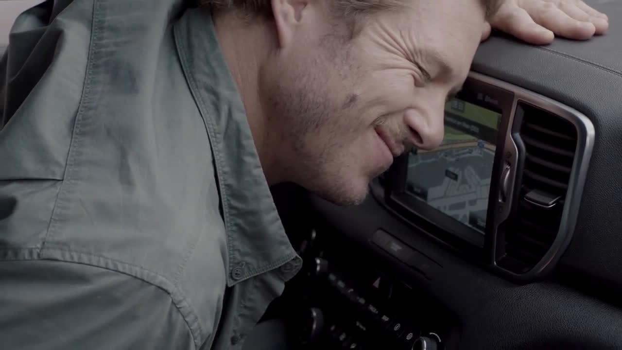 Sportage - Momentos por los que mi Kia Sportage me enamora: La hamburguesa Trailer