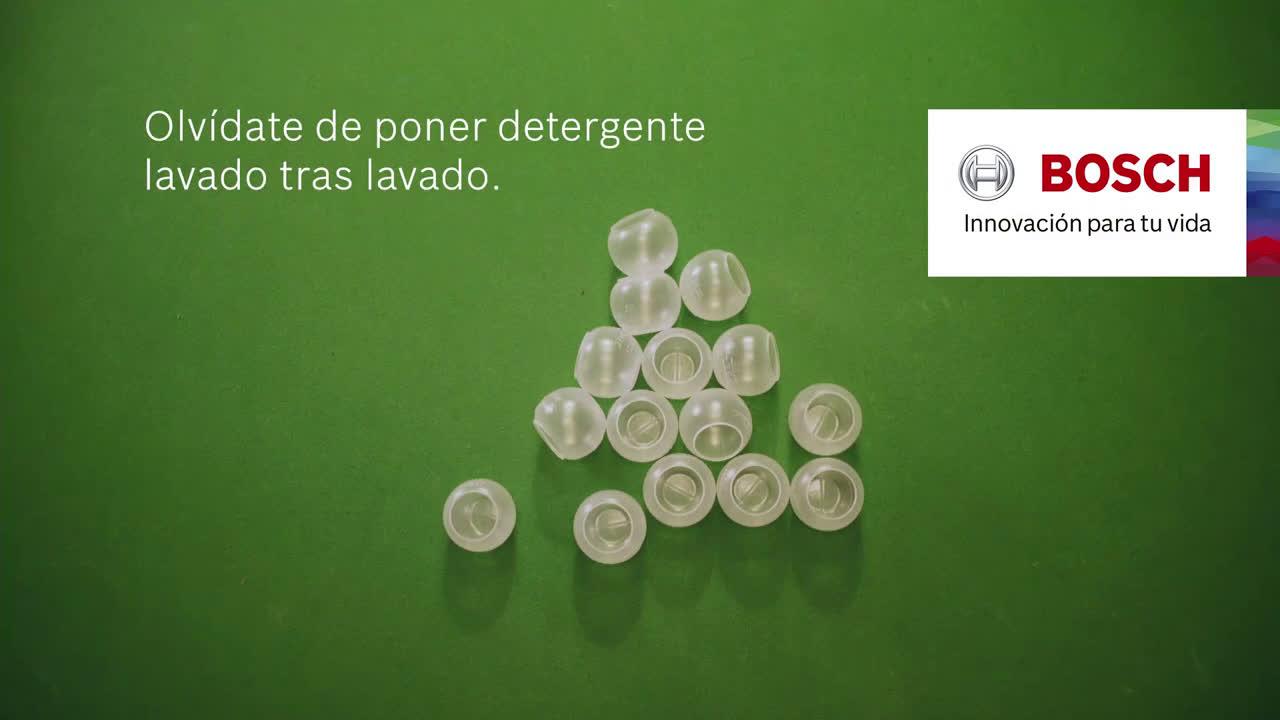Bosch Olvídate de poner detergente... y sal con tus amigos anuncio