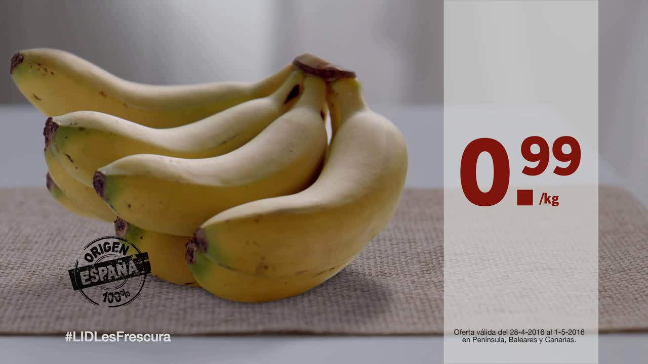 LIDL LIDL Frutas Y Hortalizas Frescas anuncio anuncio