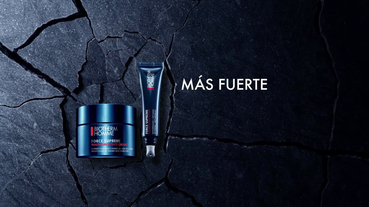Bodybell Biotherm Homme Force Supreme - The story of my live by David Beckham anuncio