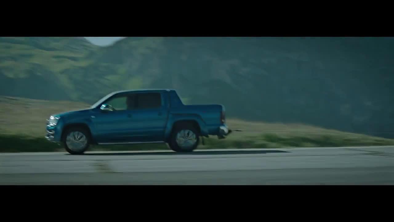 Amarok - Courchevel - El planeador Trailer