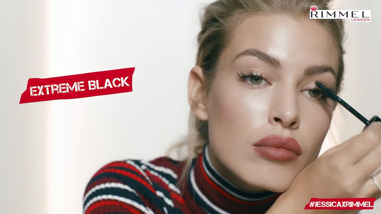 Rimmel Flashtip- ¿Black o Extreme Black de la #ScandaleyesReloaded? con Jessica Goicoechea anuncio