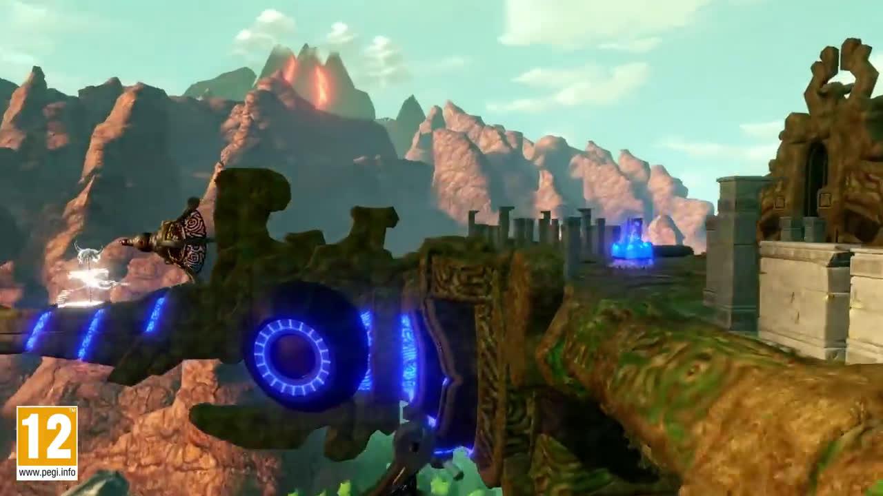 Nintendo Probad ya la versión de prueba gratuita de Hyrule Warriors: La era del cataclismo  anuncio