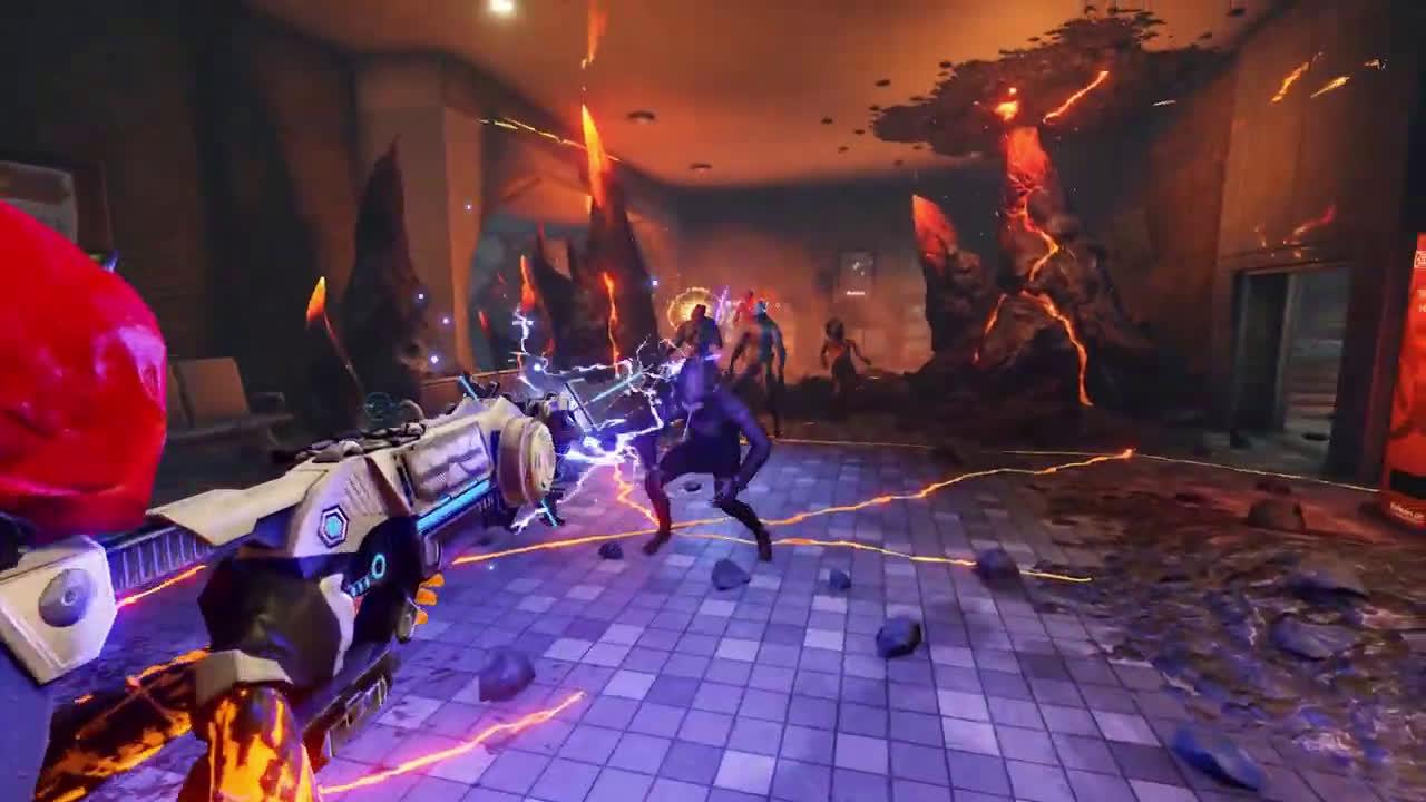 Xbox Killing Floor 2 - Infernal Insurrection Announcement Trailer anuncio