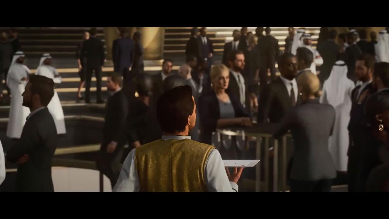 Nintendo HITMAN 3 – CLOUD VERSION – Announcement Trailer anuncio