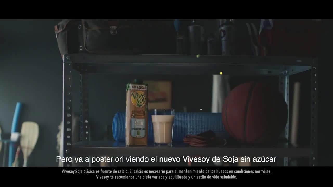 'Dominadas', de Oriol Villar para ViveSoy Trailer