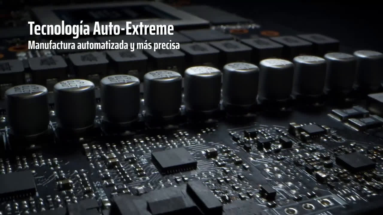 Asus Tarjetas Gráficas TUF Gaming GeForce RTX™ 30 Series anuncio
