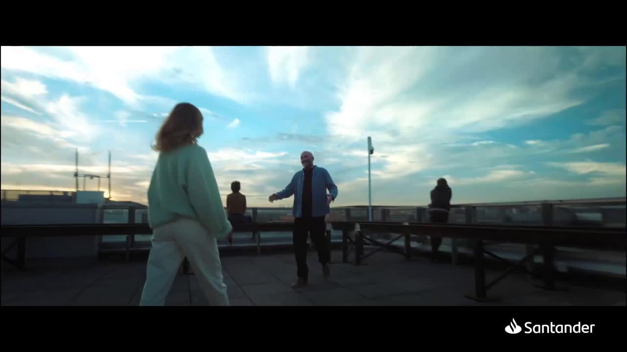 """""""Volveremos a estar juntos"""", de El Laboratorio para Banco Santander Trailer"""