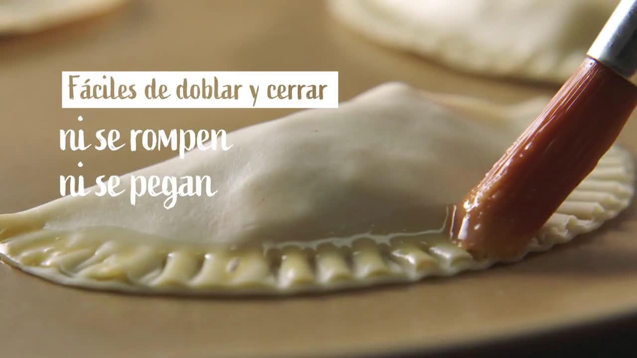 Nestlé Empanadillas de atún con Obleas Buitoni - Recetas Buitoni anuncio