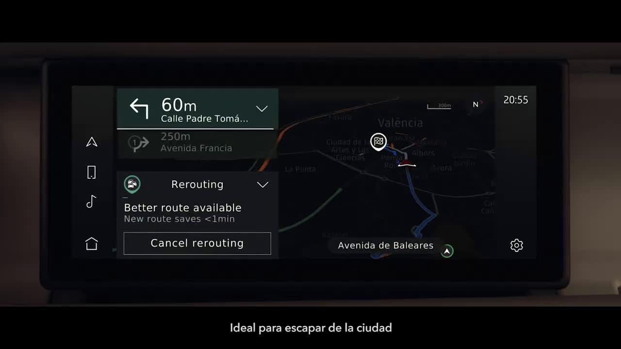 Defender | Sistema Pivi Pro Trailer
