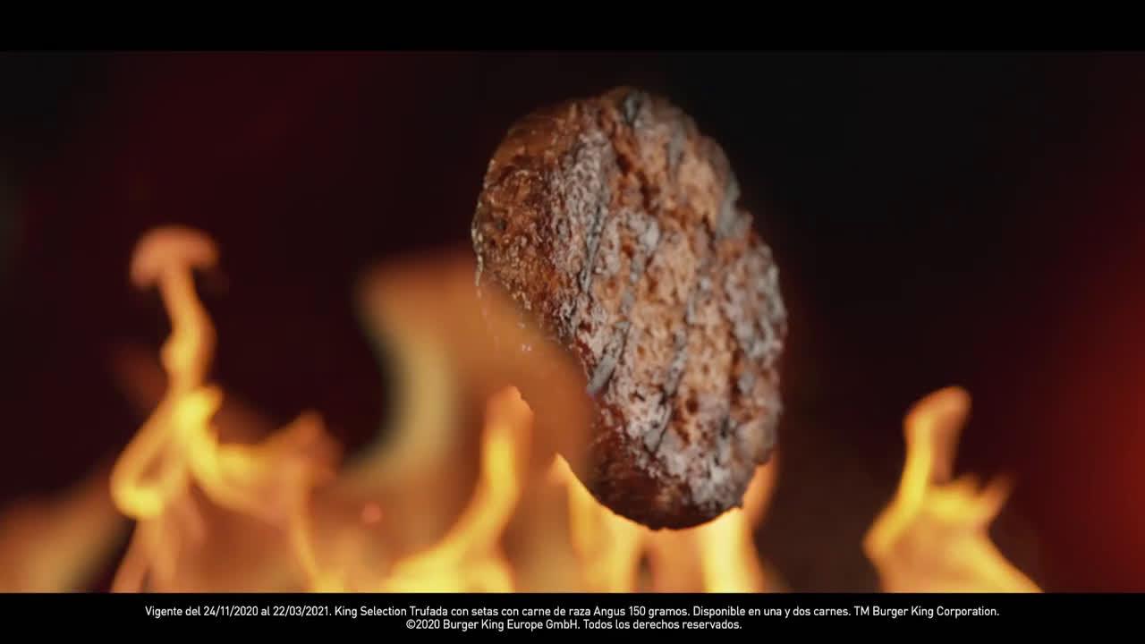 Burger King NUEVA TRUFADA CON SETAS anuncio