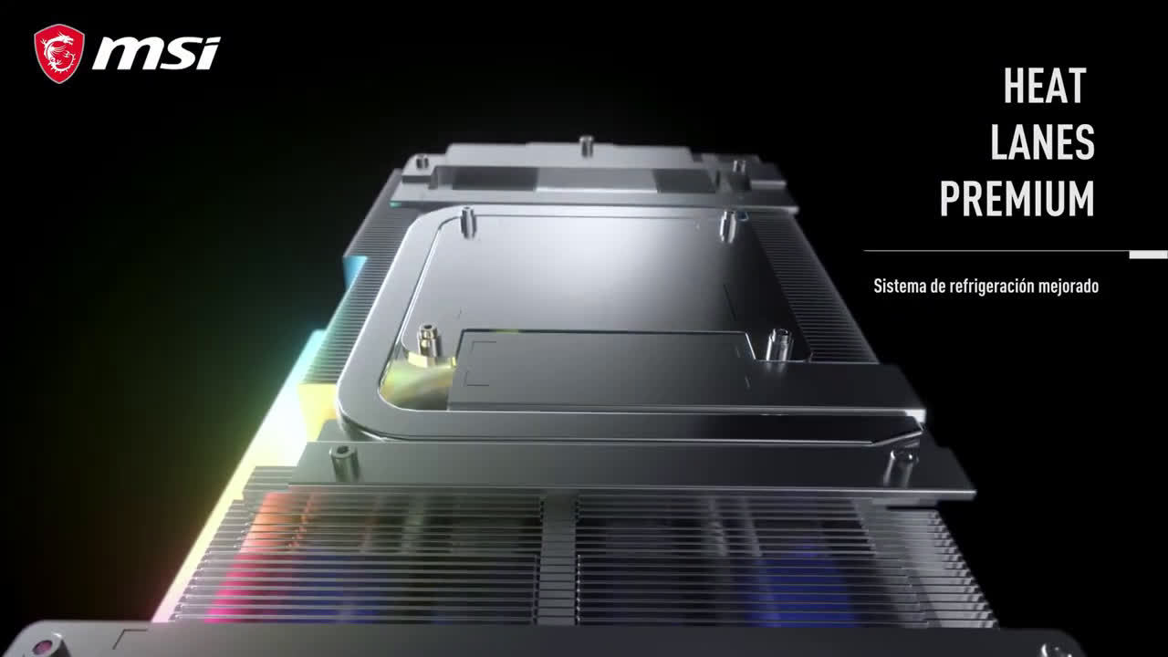 MSI [TARJETA GRÁFICA] - CHANGE THE GAME anuncio